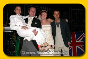 musica matrimonio wedding Inglese