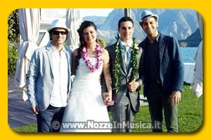 musica matrimonio Wedding Hawai